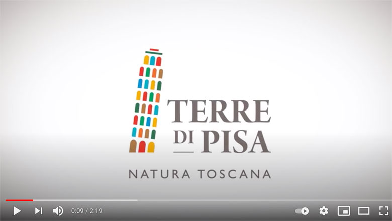 Terre di Pisa - il video